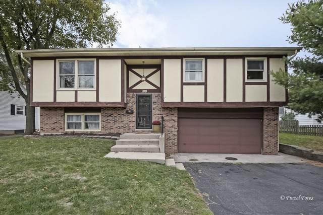 188 Eastview Avenue, Crystal Lake, IL 60014 (MLS #10912053) :: Helen Oliveri Real Estate
