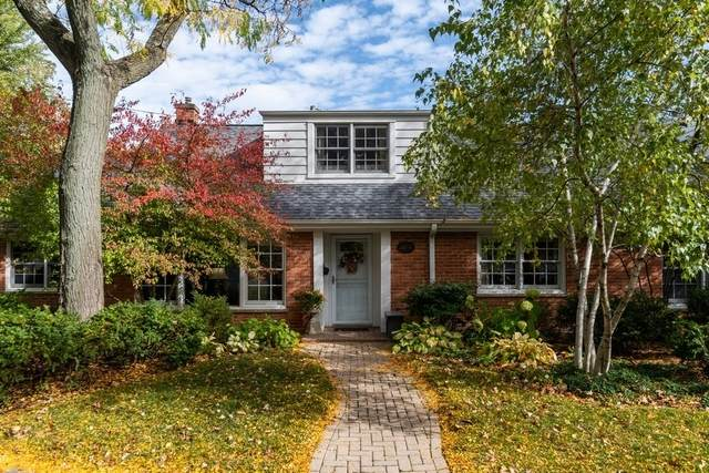 1021.5 Linden Avenue, Wilmette, IL 60091 (MLS #10912056) :: Property Consultants Realty