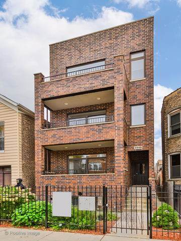 2449 W Cortez Street #2, Chicago, IL 60622 (MLS #10912108) :: Property Consultants Realty