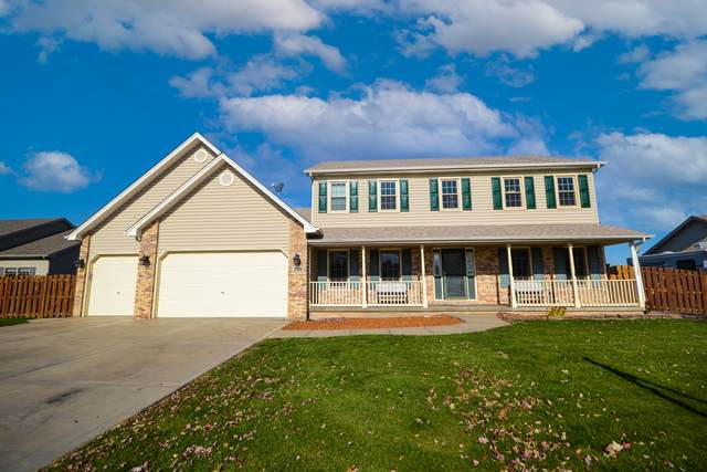 108 Jack Dylan Drive, Hampshire, IL 60140 (MLS #10912110) :: Suburban Life Realty