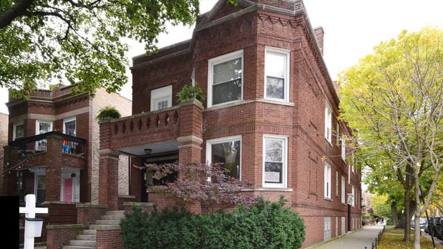 1056 N Leavitt Street 1F, Chicago, IL 60622 (MLS #10912130) :: Property Consultants Realty