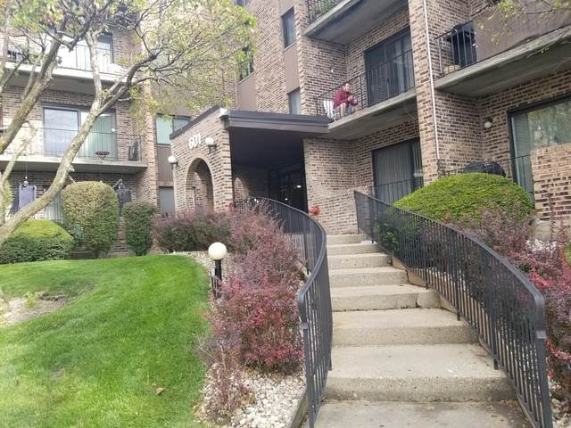 601 W Huntington Commons Road #110, Mount Prospect, IL 60056 (MLS #10912132) :: Helen Oliveri Real Estate