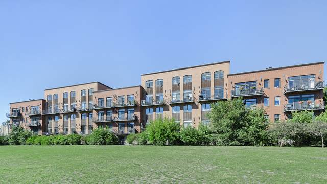 1830 N Winchester Avenue #108, Chicago, IL 60622 (MLS #10912135) :: John Lyons Real Estate
