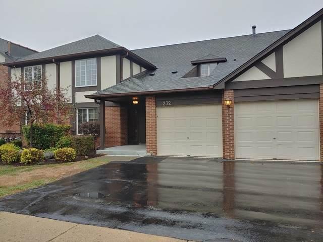 232 Stanhope Drive C, Willowbrook, IL 60527 (MLS #10912207) :: Helen Oliveri Real Estate