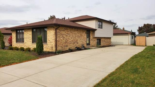 8466 162nd Place, Tinley Park, IL 60487 (MLS #10912252) :: John Lyons Real Estate