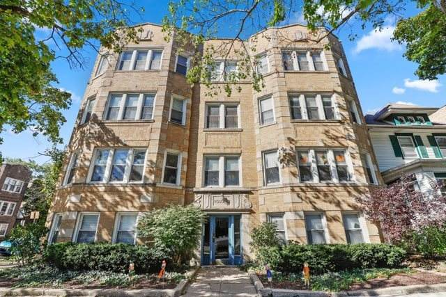 4500 N Sacramento Avenue #1, Chicago, IL 60625 (MLS #10912300) :: Property Consultants Realty