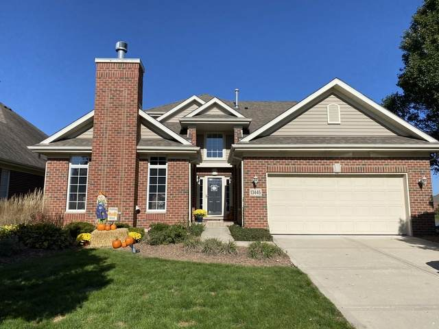 13445 Cove Court #48, Palos Heights, IL 60463 (MLS #10912338) :: The Wexler Group at Keller Williams Preferred Realty