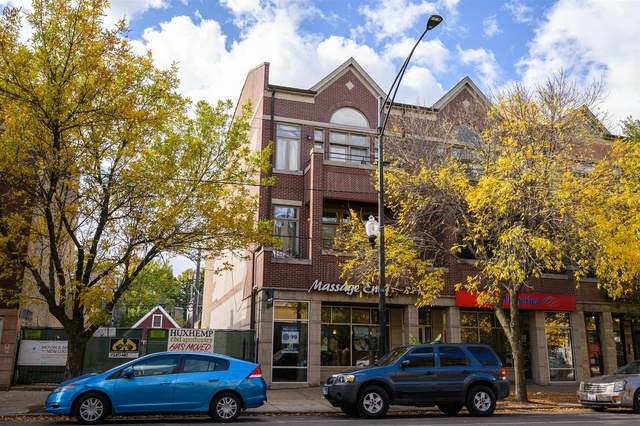 3718 N Southport Avenue 3S, Chicago, IL 60613 (MLS #10912477) :: John Lyons Real Estate