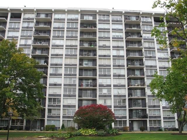 8801 W Golf Road 4-E, Niles, IL 60714 (MLS #10912510) :: Helen Oliveri Real Estate