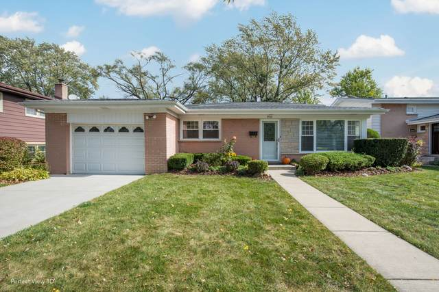 9511 Oriole Avenue, Morton Grove, IL 60053 (MLS #10912523) :: Helen Oliveri Real Estate