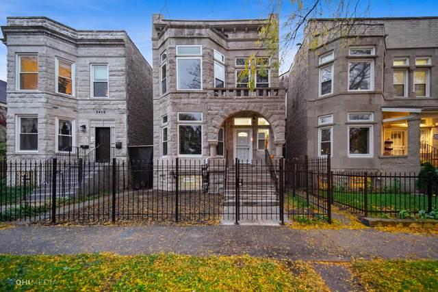 6422 S Green Street, Chicago, IL 60621 (MLS #10912547) :: Helen Oliveri Real Estate