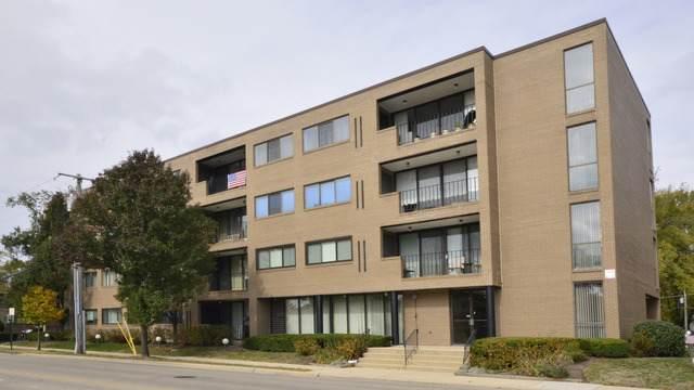 5406 Lincoln Avenue 1D, Skokie, IL 60077 (MLS #10912580) :: Helen Oliveri Real Estate