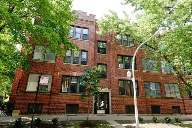 1503 W Cornelia Avenue #1, Chicago, IL 60657 (MLS #10912583) :: Helen Oliveri Real Estate