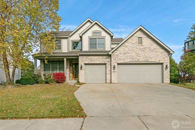 553 Ridgewood Drive, Antioch, IL 60002 (MLS #10912597) :: Littlefield Group