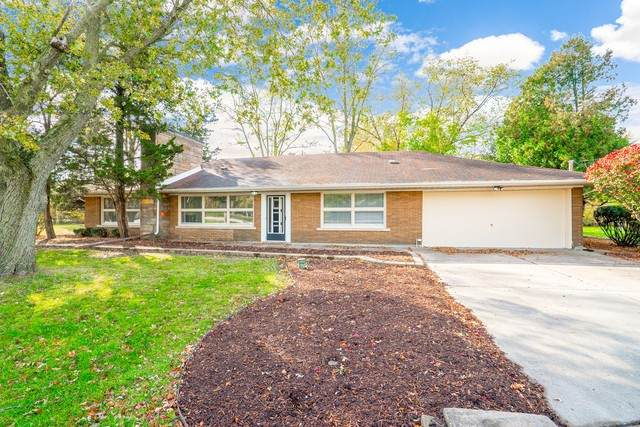 4041 Davis Street, Matteson, IL 60443 (MLS #10912733) :: Angela Walker Homes Real Estate Group