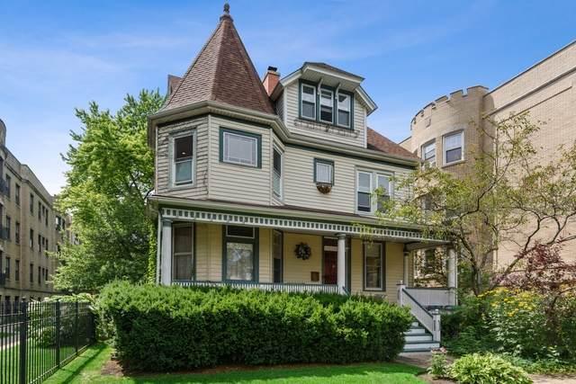 4842 N Paulina Street, Chicago, IL 60640 (MLS #10912760) :: Angela Walker Homes Real Estate Group