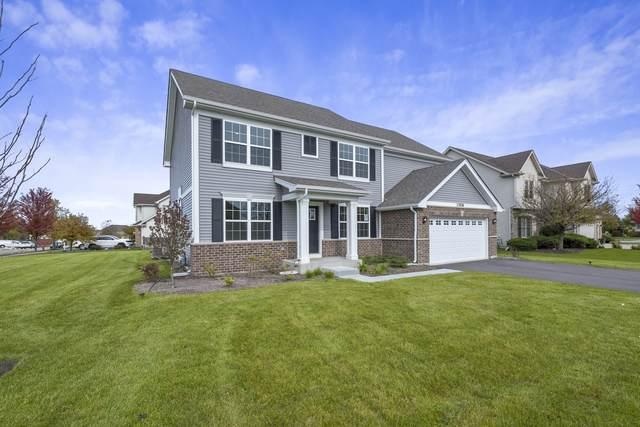 16905 S Corinne Circle, Plainfield, IL 60586 (MLS #10912767) :: John Lyons Real Estate