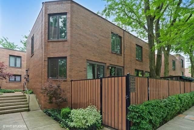 1649 N Vine Street, Chicago, IL 60614 (MLS #10912771) :: Angela Walker Homes Real Estate Group