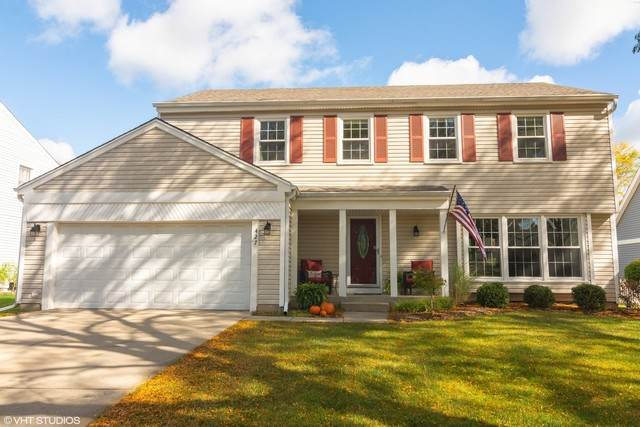 427 Appleton Drive, Vernon Hills, IL 60061 (MLS #10912786) :: John Lyons Real Estate