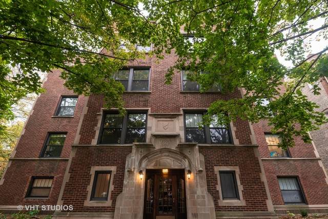 1301 W Elmdale Avenue G, Chicago, IL 60660 (MLS #10912844) :: John Lyons Real Estate