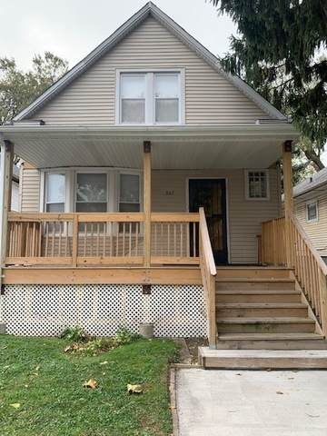 307 W 114th Street, Chicago, IL 60628 (MLS #10912926) :: John Lyons Real Estate