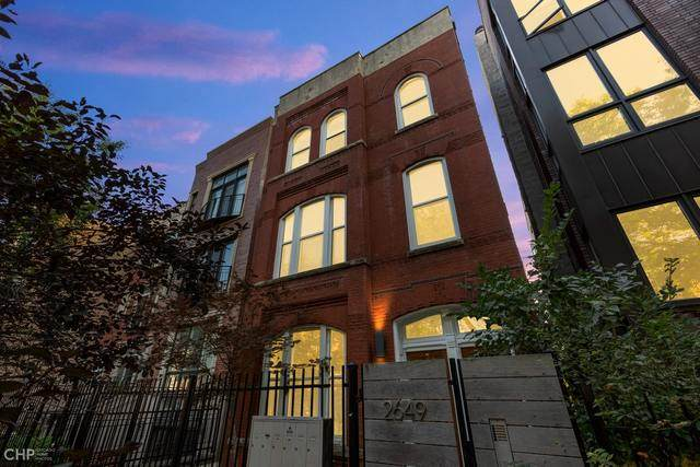 2649 W Haddon Avenue 3N, Chicago, IL 60622 (MLS #10912927) :: Property Consultants Realty