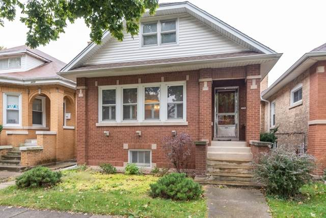 4430 N Major Avenue, Chicago, IL 60630 (MLS #10912933) :: Property Consultants Realty