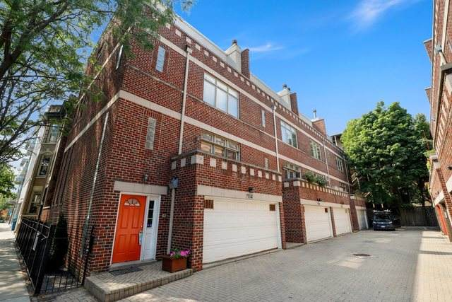 1214 N Marion Court B, Chicago, IL 60622 (MLS #10912952) :: Property Consultants Realty