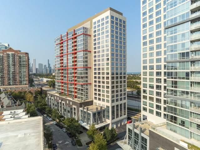 1841 S Calumet Avenue #1704, Chicago, IL 60616 (MLS #10912963) :: BN Homes Group