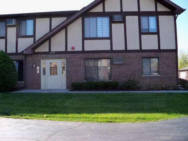 4580 W 131st Street 1N, Alsip, IL 60803 (MLS #10913062) :: Helen Oliveri Real Estate