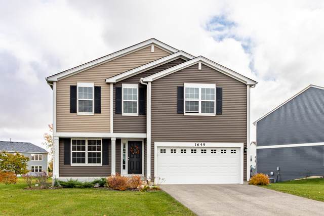 1649 Serenity Drive, Antioch, IL 60002 (MLS #10913089) :: BN Homes Group