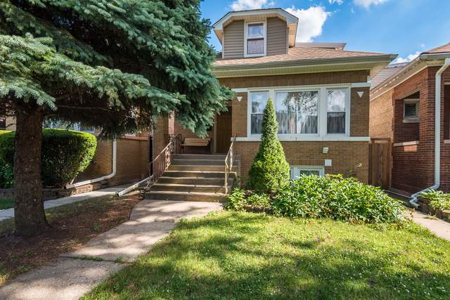 5119 W Wellington Avenue, Chicago, IL 60641 (MLS #10913139) :: Property Consultants Realty