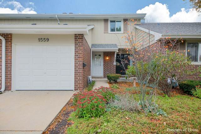 1559 Haverhill Drive, Wheaton, IL 60189 (MLS #10913249) :: BN Homes Group