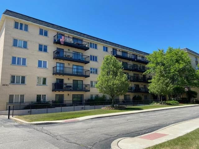 8610 Waukegan Road 402W, Morton Grove, IL 60053 (MLS #10913324) :: Helen Oliveri Real Estate