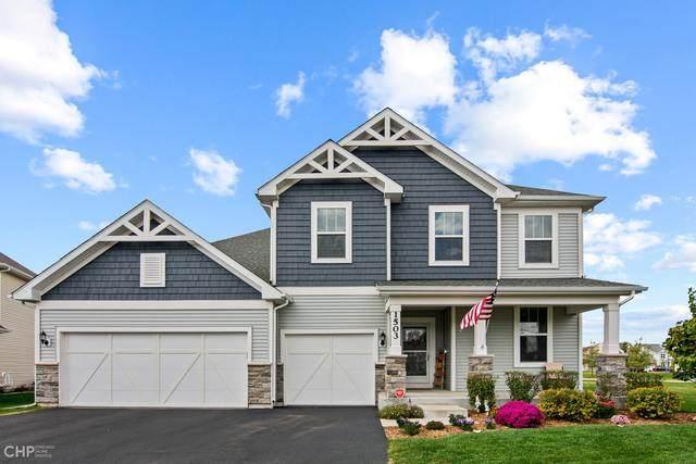 1503 Alderleaf Court, Naperville, IL 60563 (MLS #10913401) :: Angela Walker Homes Real Estate Group