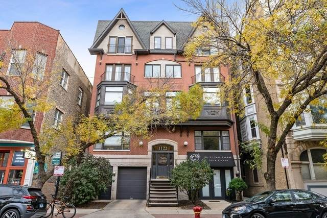 1122 W Armitage Avenue #402, Chicago, IL 60614 (MLS #10913409) :: Angela Walker Homes Real Estate Group