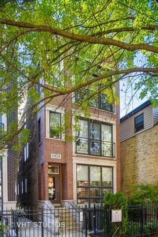 1024 N Paulina Street #3, Chicago, IL 60622 (MLS #10913441) :: Property Consultants Realty