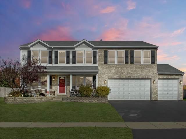 9708 Creekside Drive, Wonder Lake, IL 60097 (MLS #10913596) :: Angela Walker Homes Real Estate Group