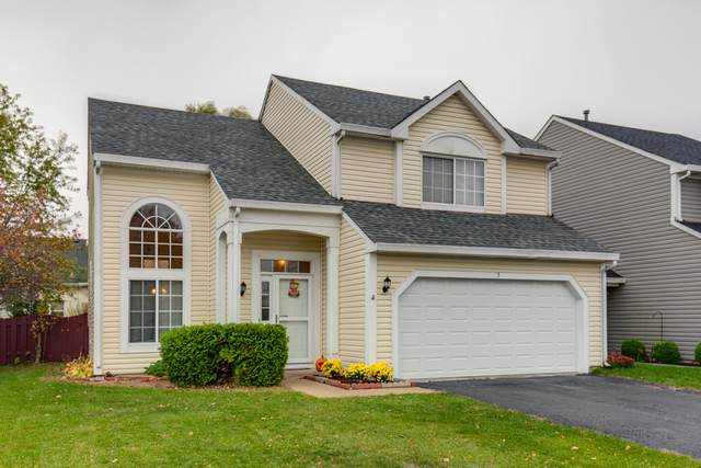 3 W Country Walk Drive #3, Round Lake Beach, IL 60073 (MLS #10913619) :: Angela Walker Homes Real Estate Group