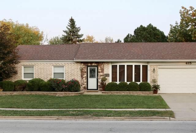 415 N Salem Drive, Schaumburg, IL 60194 (MLS #10913652) :: Littlefield Group