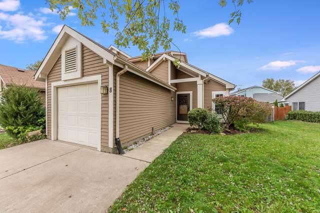 8 Yardley Court, Glendale Heights, IL 60139 (MLS #10913670) :: Helen Oliveri Real Estate