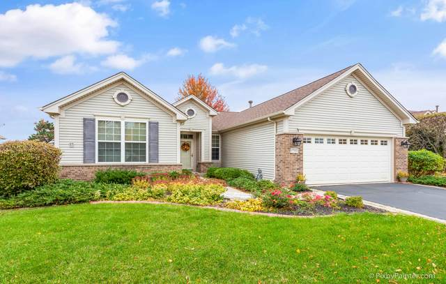 12316 Hickory Court, Huntley, IL 60142 (MLS #10913675) :: Angela Walker Homes Real Estate Group