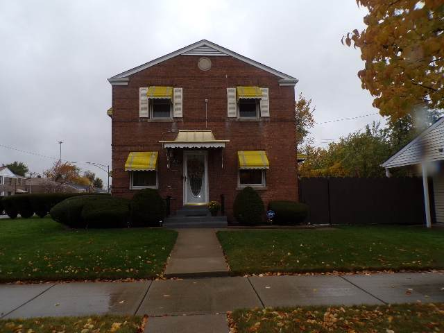 9155 S Urban Avenue, Chicago, IL 60619 (MLS #10913676) :: John Lyons Real Estate