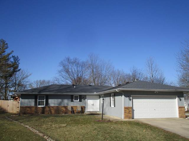 3701 Marjorie Lane, Champaign, IL 61822 (MLS #10913755) :: Lewke Partners