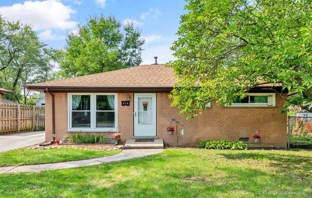 1S228 Michigan Avenue, Lombard, IL 60148 (MLS #10913777) :: Helen Oliveri Real Estate