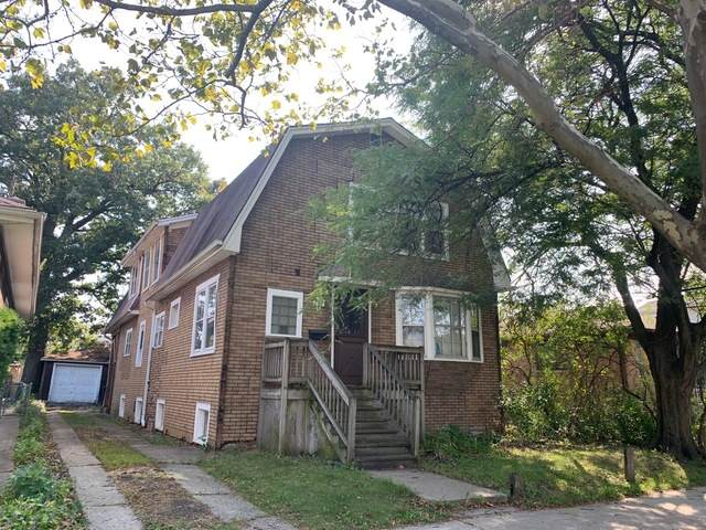 2117 N Mulligan Avenue, Chicago, IL 60639 (MLS #10913859) :: Touchstone Group