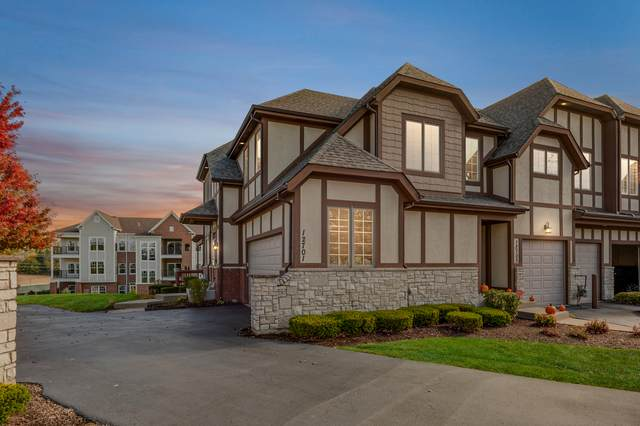 12701 Wild Rye Court A, Plainfield, IL 60585 (MLS #10913876) :: Jacqui Miller Homes