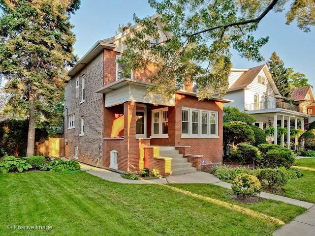 836 N Cuyler Avenue, Oak Park, IL 60302 (MLS #10913911) :: Property Consultants Realty