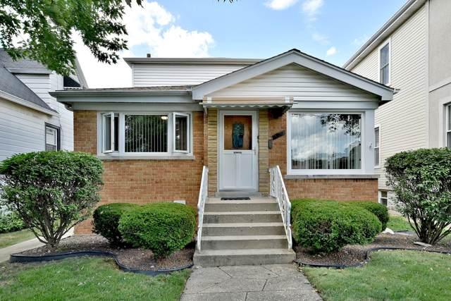 5930 W Giddings Street, Chicago, IL 60630 (MLS #10913923) :: Helen Oliveri Real Estate