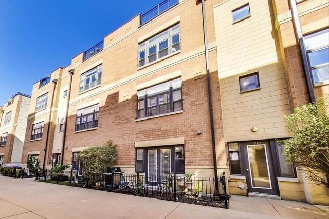 2312 W Bloomingdale Avenue D, Chicago, IL 60647 (MLS #10913940) :: Property Consultants Realty